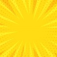 پس زمینه فانتزی رنگ زرد